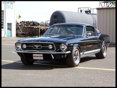 1967 Ford Mustang Fastback  289 CI, 5-Speed