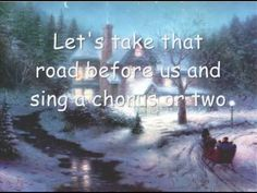 Sleigh Ride (by Amy Grant)