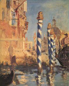 Manet - Venice
