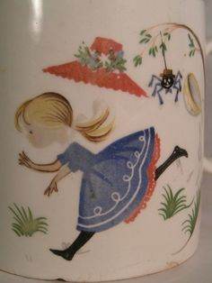 Vintage Arklow Child's Cup