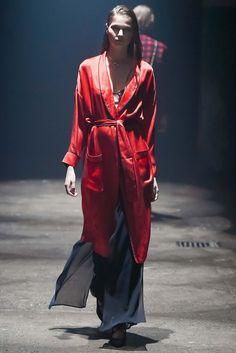 Ganni Copenhagen Fall 2015 Fashion Show