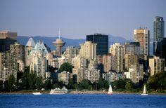 Balade dans les Rocheuses Canadiennes - Vancouver - Canada