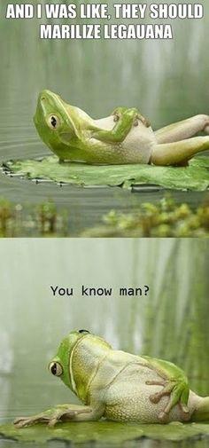 I know, man!