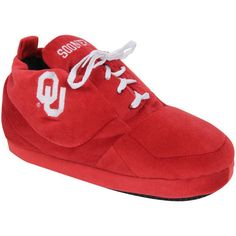 NCAA Oklahoma Sooners Men's Sneaker Slippers
