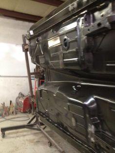 Camaro floor pan B