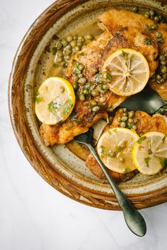This Grouper Picatta is the easy, delicious, and nutritious answer for a weeknight favorite. and this gluten-free recipe makes it perfect for everyone! Grouper Recipes, Fish Recipes, Seafood Recipes, Paleo Recipes, Dinner Recipes, Cooking Recipes, Paleo Dinner, Dinner Ideas