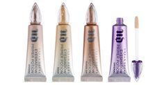 Packaged in a genie-like tube, this super potion fulfills our wishes for longer lasting eyeshadow with no creasing. Apply this favorite before applying eyeshadow — dries quickly and invisibly creating super smooth eyelids. This is an absolute favorite and a must-have for flawless, crease-proof eyeshadow. Also comes in other finish options for different effects.