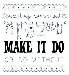 Make It Do...  from Sarah Jane