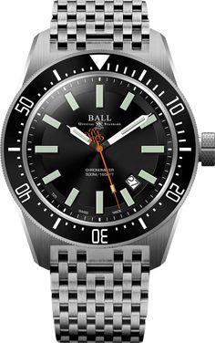 Inmersión fiable: BALL Watch Engineer Master II Skindiver II