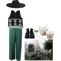 """""""Untitled #235"""" by hippierose on Polyvore"""