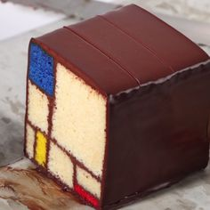 5 Desserts That Look Like Modern Art