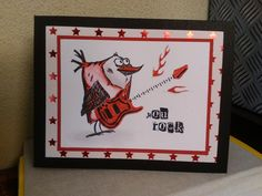 Crazy Musician by AnnieVH - Cards and Paper Crafts at Splitcoaststampers