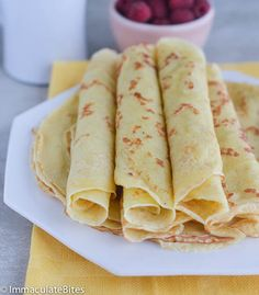 Pancakes ( African Style )