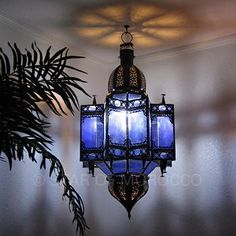 Lighting: Moroccan lantern