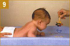 Estimulación temprana 0 a 6 meses
