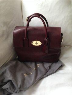 My new Love. Mulberry Cara Bag in Oxblood. 55d4e3c96a2de
