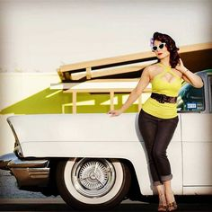 repost via @instarepost20 from @garagepinups California Dreamin with the beautiful @_elsamae  Photo by @11.b_photography  #pinupstyle #pinups #pinupgirl #models #pinup #vintage #vintagestyle #gorgeous #rockabilly #moderndaypinup #babe #doll #beautiful #rockabella #tattoos #tattoedgirl #sexy #alternative #pretty #redlips #bombshell #classicpinup #classic #classiccar #brunette  Guest Admin @dizzymslizzyy #instarepost20