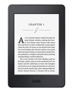 Amazon Kindle Paperwhite (7th Generation) 4GB Wi-Fi (Unlocked) 6in - Black (eBay Link)