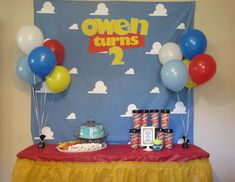 Toy Story party recap - awesome ideas!!!