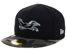 Univ of Texas San Antonio Roadrunners Urban Camo 59Fifty Fitted Cap by NEW ERA x NCAA