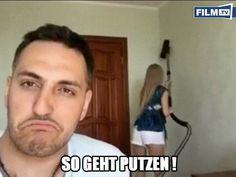 #putzen
