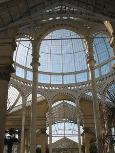 The Great Conservatory, Syon Park (Brentford, West London)