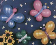 Festa tema borboletas