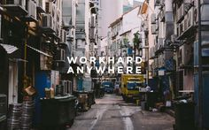 Back Alley - Work Hard Anywhere | WHA — Laptop-friendly cafes and spaces. (Wifi…