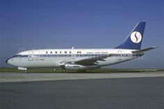 SABENA-Belgian World Airlines  737-200