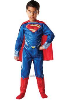 Superman Costume Child Size - Man of Steel Fancy Dress - General Kids Costumes at Escapade™ UK - Escapade Fancy Dress on Twitter: @Escapade_UK