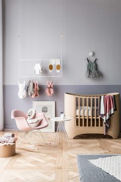 "modern baby nursery girl  great selection of modern furniture with a ""baby"" accessories"