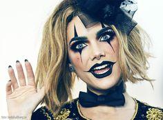 Inspiração:+maquiagens+para+o+Halloween