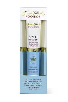 We offer a range of skincare products made from a bio-active rooibos extract to deeply take care of your unique skin. Get Rid Of Spots, Unclog Pores, Spot Treatment, Salicylic Acid, Perfect Skin, Tea Tree Oil, Oily Skin, African, Skin Care