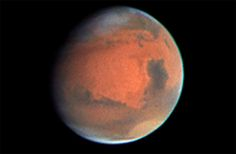 Volcanoes May Have Warmed Mars Enough for Water 11/18/14 : Discovery News Mars as observed by the Hubble Space Telescope in 1997. NASA/ESA