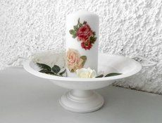 Stilleben - The Rosegarden #rosor #romantiskt