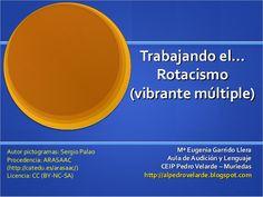 Trabajando el rotacismo1 by Geni via slideshare