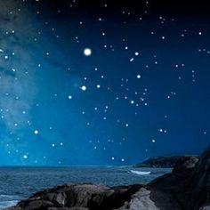 Skywatching in Grand Marais, Michigan Grand Marais Michigan, Sleeping Under The Stars, Michigan Travel, Dark Skies, Ocean Beach, Night Skies, Beautiful World, Cosmos, Northern Lights