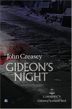Gideon's Night (Gideon of Scotland Yard)/#John Creasey