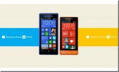 Comparison of HTC Windows Phone 8X And HTC Windows Phone 8S