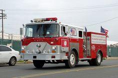 Mack Fire Truck