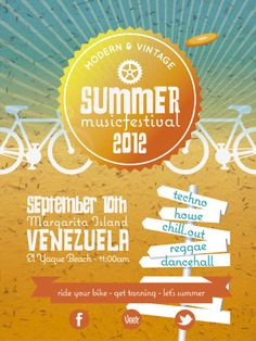 SUMMER MUSIC FESTIVAL 2012 - VENEZUELA   Ads of the World™