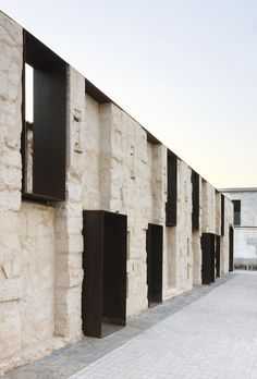Industrial: old and new 'CAN RIBAS' FABRIC REHAB by JAIME FERRER FORES ARCHITECT / PALMA DE MALLORCA – SPAIN