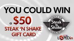 Looped-In - Steak N Shake