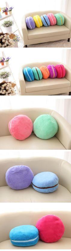 Macaron Pillows                                                                                                                                                                                 More