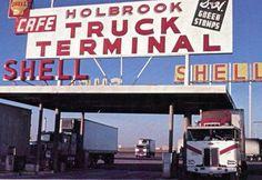 Classic Truck stop