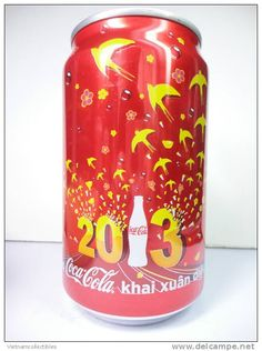 #Coca-Cola Vietnam New Year 2013