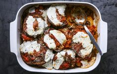 Eggplant Parmesan is the greatest recipe of all time.
