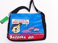 Stoere jongenstas | Bazooka Joe | schooltas