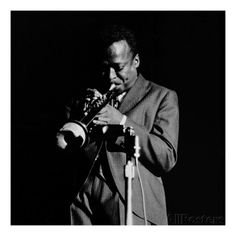 Miles Davis Prints by Lee Tanner at AllPosters.com