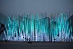 Atelier Brückner - GS Caltex Pavilion for the 2012 Expo Korea